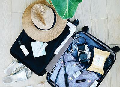 trucs et astuces pour optimiser sa valise